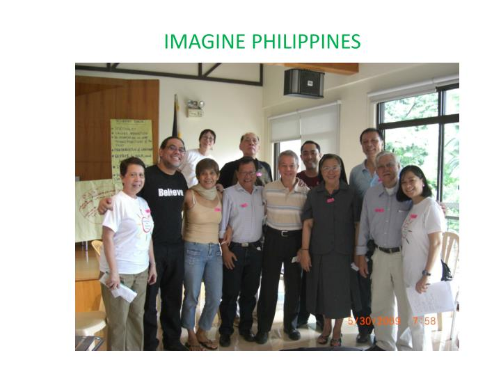 IMAGINE PHILIPPINES