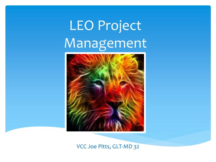 LEO Project