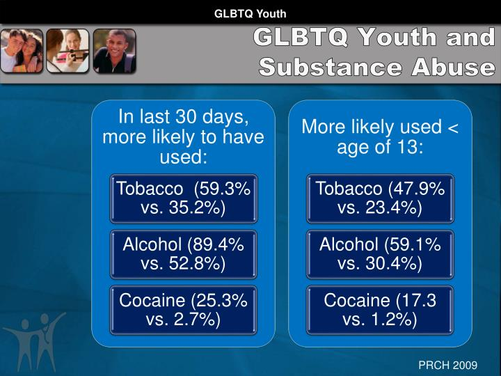 GLBTQ Youth and Substance Abuse