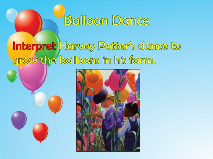 Balloon Dance
