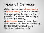 types of services1