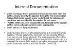 internal documentation7