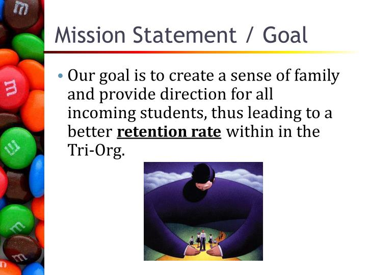Mission statement goal