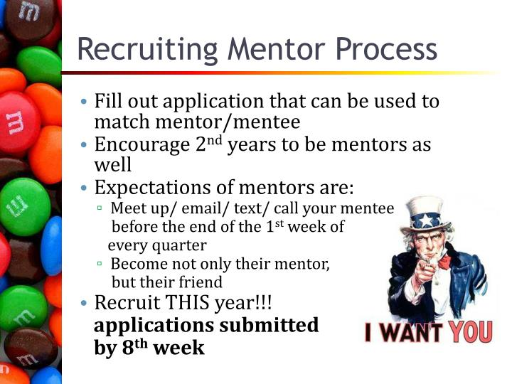 Recruiting Mentor Process