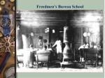 freedmen s bureau school
