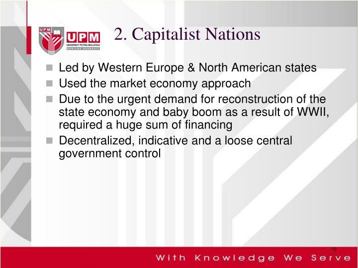 2. Capitalist Nations