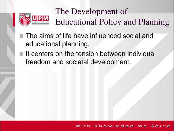 The Development of