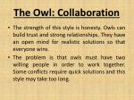 the owl collaboration