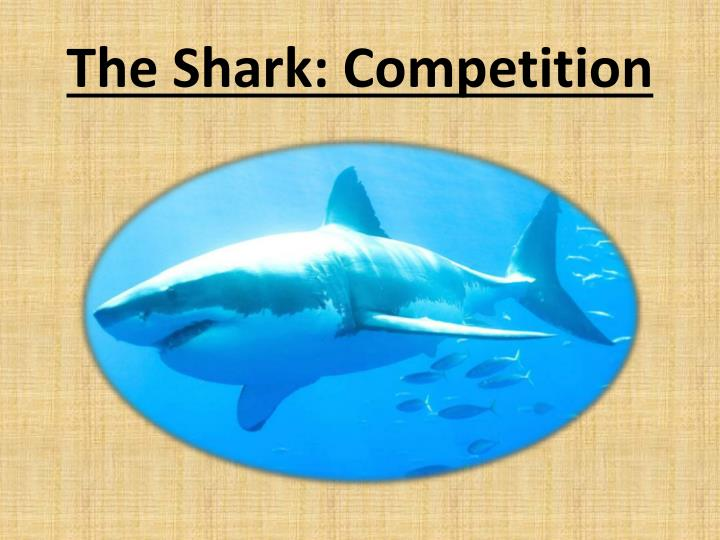 The Shark: Competition