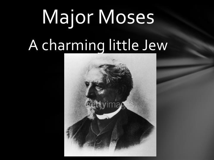 Major Moses