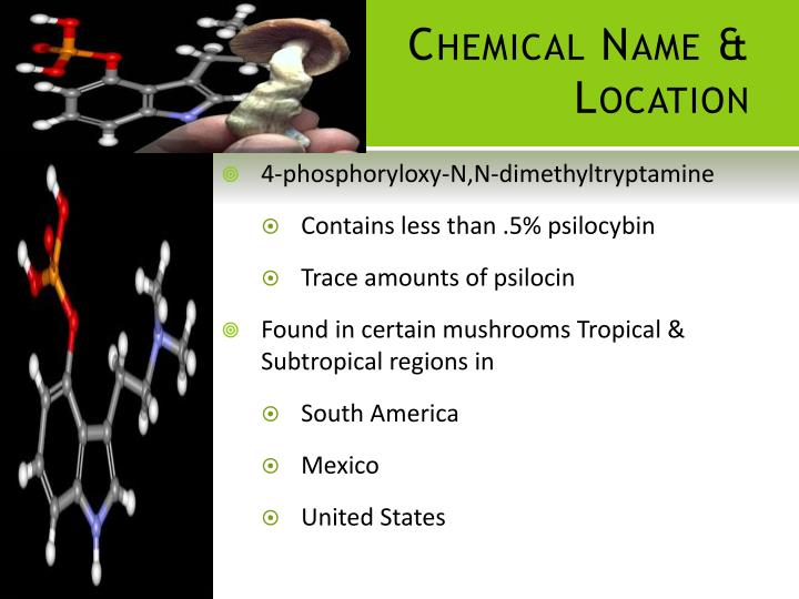 Chemical Name & Location
