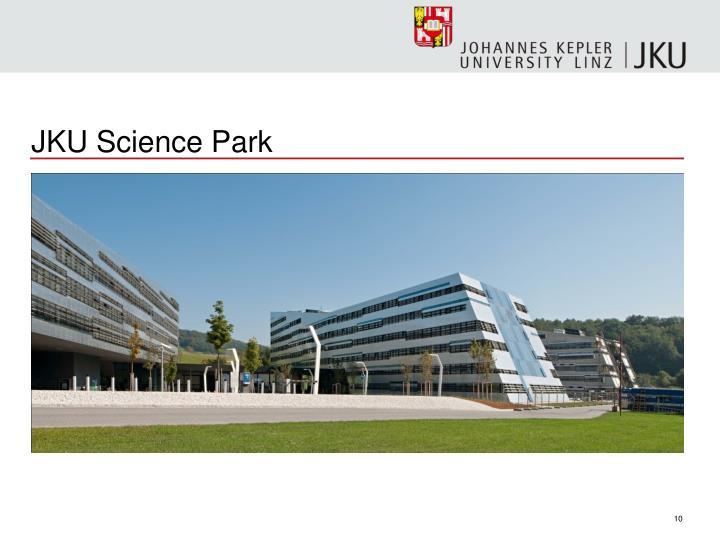 JKU Science Park