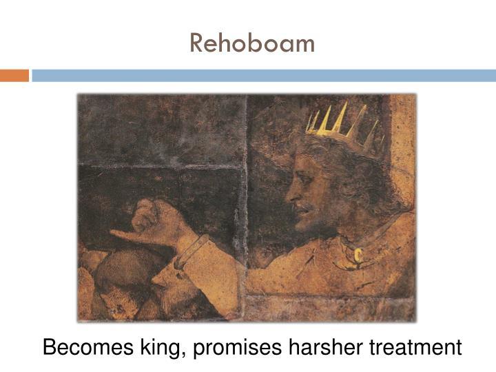 Rehoboam