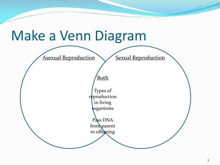 Make a Venn Diagram