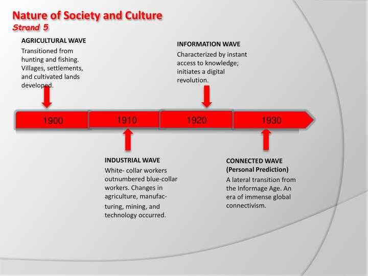 Nature of Society and Culture