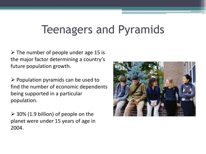 Teenagers and Pyramids