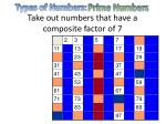 take out numbers that have a composite factor of 71