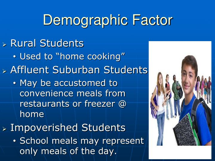 Demographic Factor