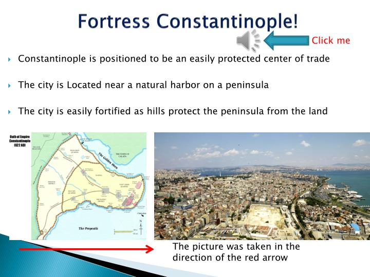 Fortress Constantinople!