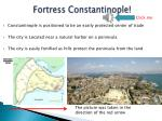 fortress constantinople