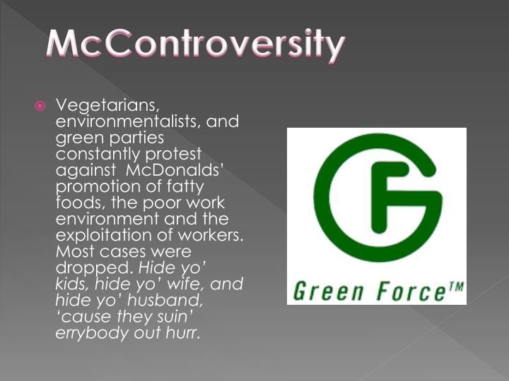 McControversity