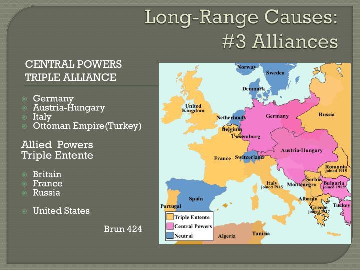 Long-Range Causes: