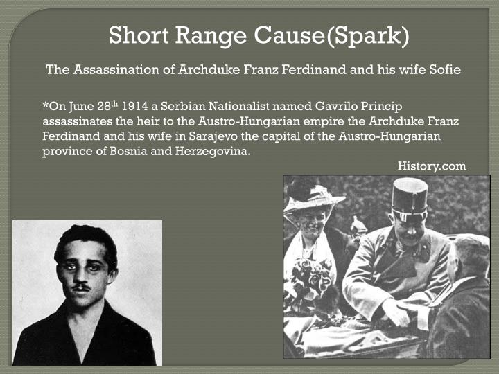 Short Range Cause(Spark)