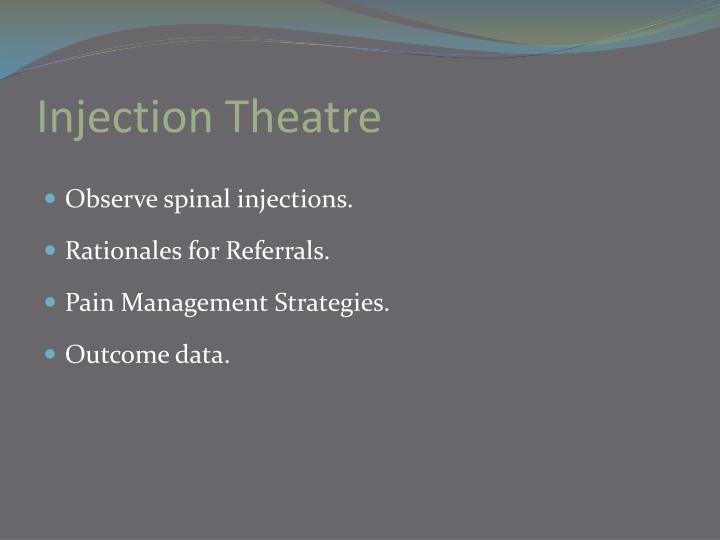 Injection Theatre