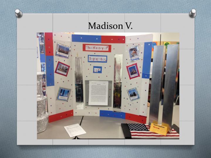 Madison V.