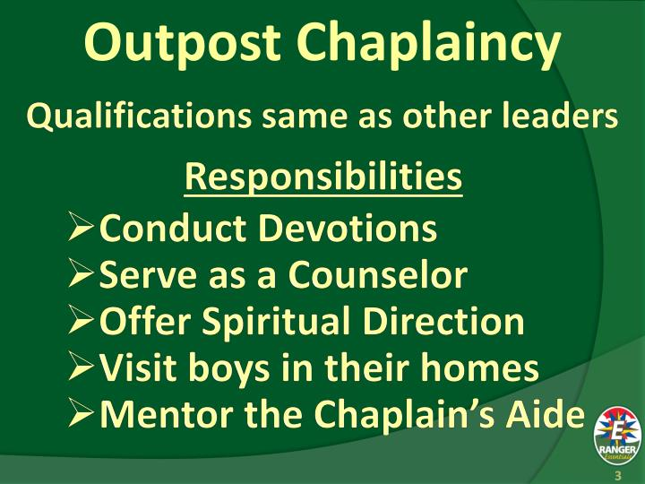 Outpost chaplaincy2