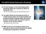 the isecg global exploration roadmap