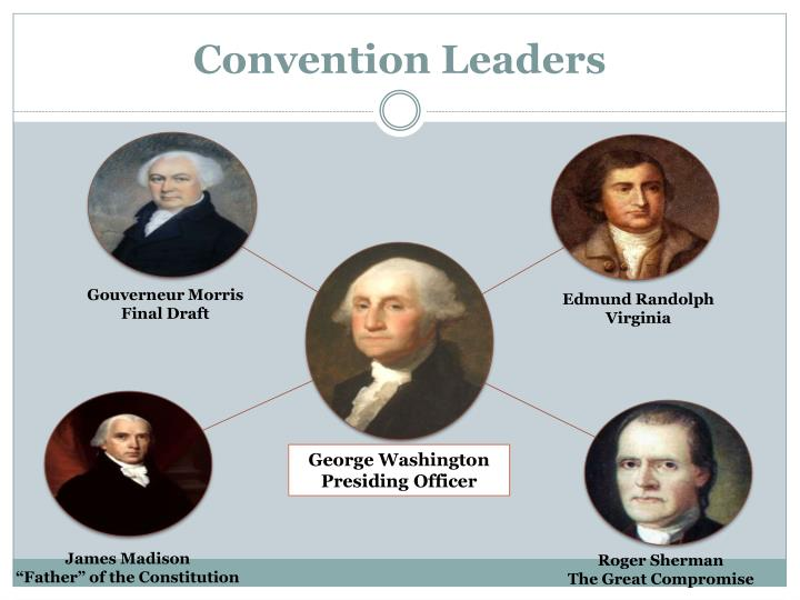Convention Leaders