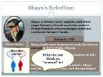 shays s rebellion