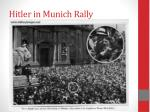hitler in munich rally