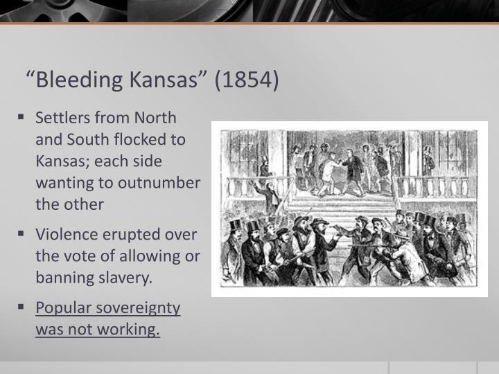 """Bleeding Kansas"" (1854)"