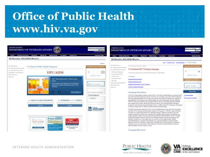 Office of Public Health