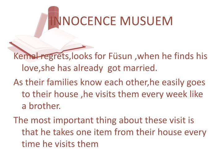 INNOCENCE MUSUEM