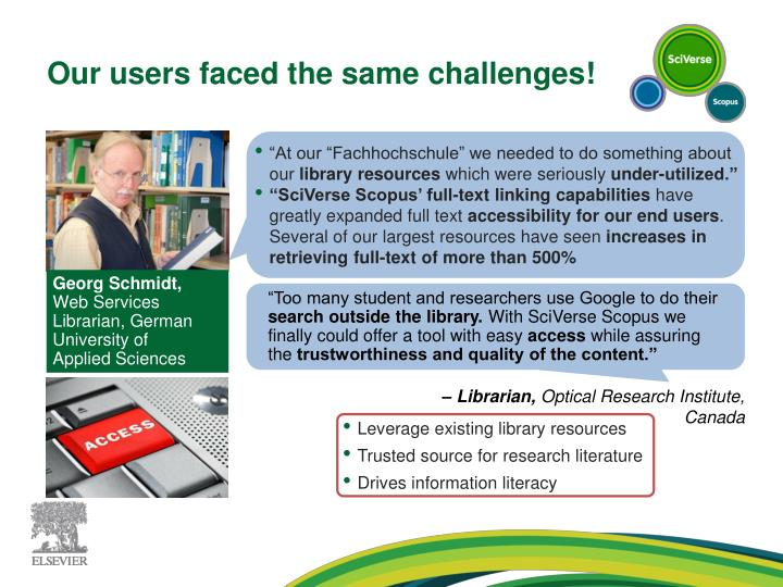 Our users faced the same challenges!