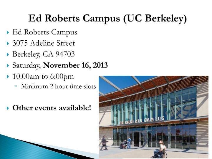 Ed Roberts Campus (UC Berkeley)