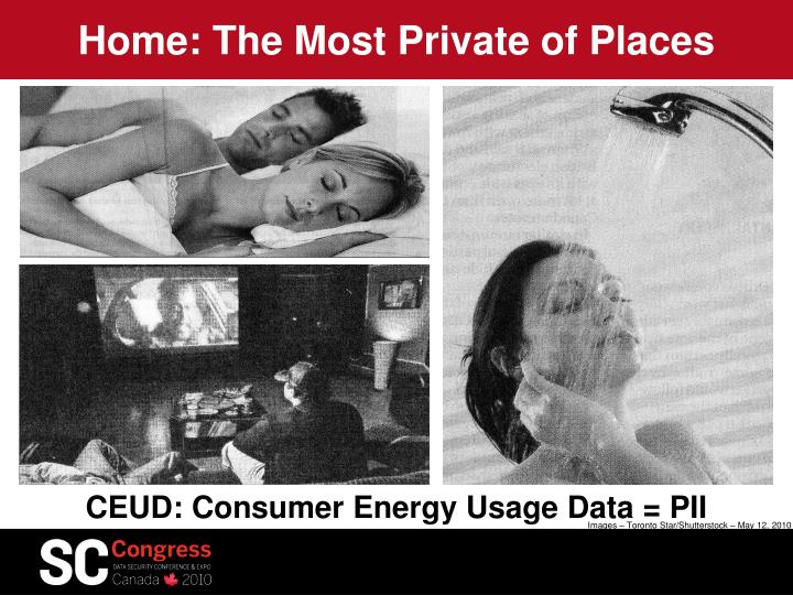 Home: The Most Private of Places