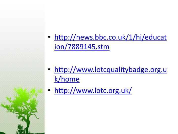 http://news.bbc.co.uk/1/hi/education/7889145.stm