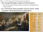 may 1775 second continental congress