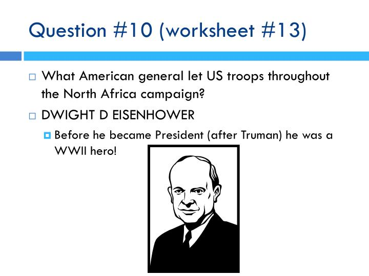 Question #10