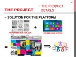 t he project4