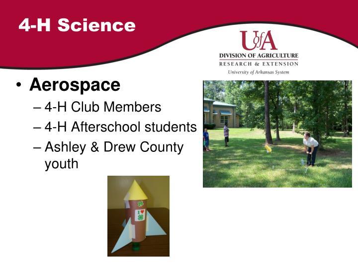 4-H Science