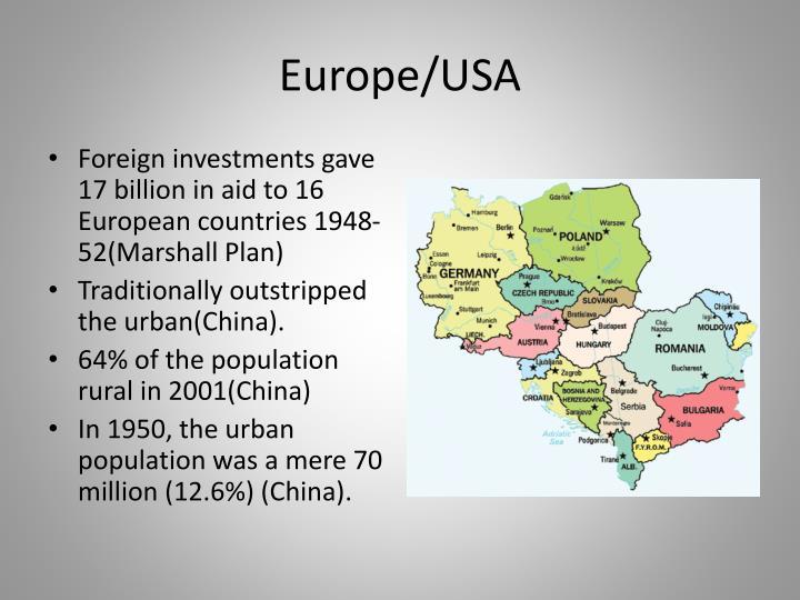 Europe/USA