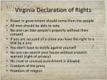 virginia declaration of rights1