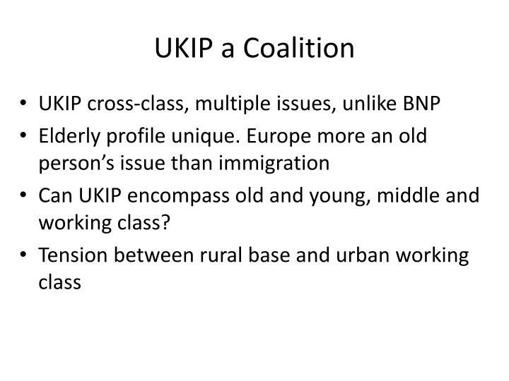 UKIP a Coalition