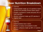beer nutrition breakdown1