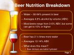 beer nutrition breakdown2